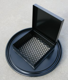 55g Drum Expanded Steel Collection Lid