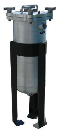 Size 1 Aluminum Filter Bag Housing