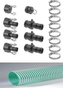 Raw Hose Kit for Transfer Pump